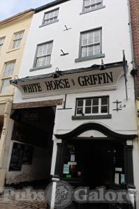 Picture of White Horse & Griffin
