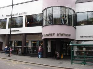 The Packet Station Falmouth - J D Wetherspoon
