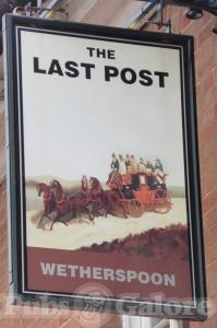 Picture of The Last Post (JD Wetherspoon)