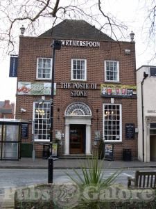 Picture of The Poste of Stone (JD Wetherspoon)