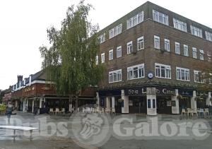 Picture of The Lynd Cross (JD Wetherspoon)