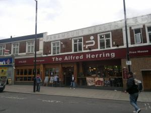 Picture of The Alfred Herring (JD Wetherspoon)