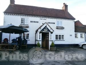 Picture of The Horse And Groom