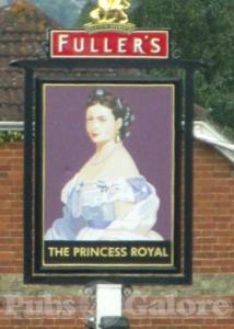 Picture of The Princess Royal