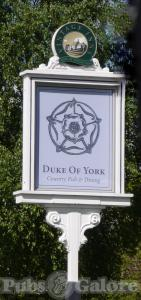 Picture of The Duke of York