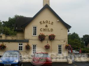 Picture of The Eagle and Child Inn