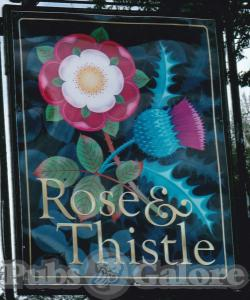 Picture of The Rose and Thistle