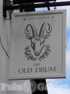 Picture of Old Drum