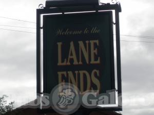 Picture of Lane Ends