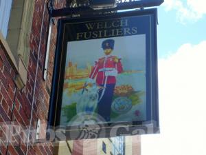 Picture of Welch Fusiliers
