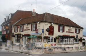 Picture of The Four Horseshoes