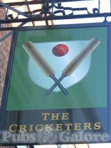Picture of The Cricketers
