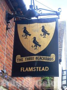 Picture of The Three Blackbirds