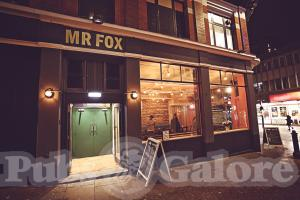Picture of Mr Fox
