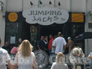 Picture of Jumping Jacks
