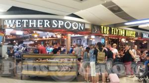 Picture of The Flying Horse (JD Wetherspoon)