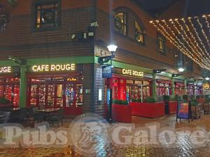 Picture of Café Rouge Brindley Place