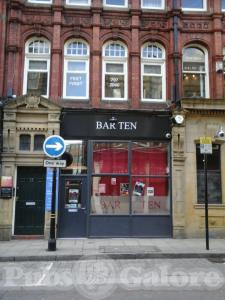 Picture of Bar Ten