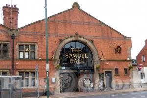 Picture of The Samuel Hall (JD Wetherspoon)