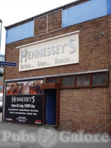 Picture of Hennessey's Bar