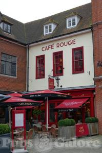 Picture of Café Rouge