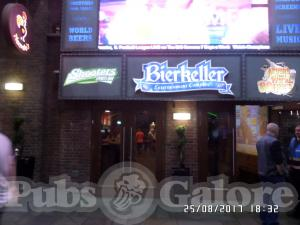 Picture of The Bierkeller (Shooters / Around the World)