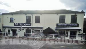 Picture of Old Print Works