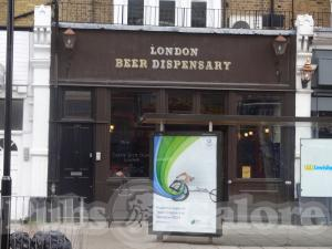 Picture of London Beer Dispensary