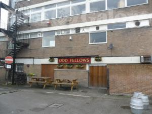 Picture of Odd Fellows