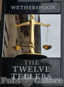 Picture of The Twelve Tellers (Lloyds No 1 Bar)