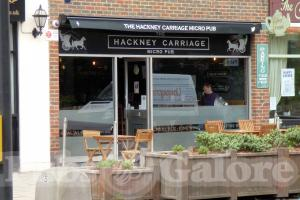 Picture of The Hackney Carriage
