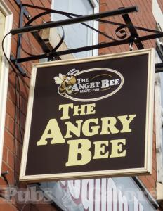 Picture of The Angry Bee