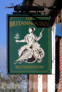 Picture of The Britannia Inn (JD Wetherspoon)
