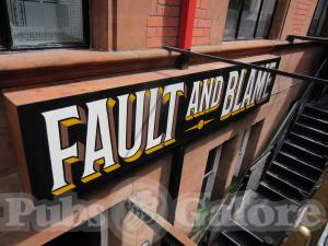 Picture of Fault and Blame