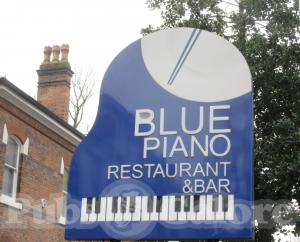Picture of Blue Piano
