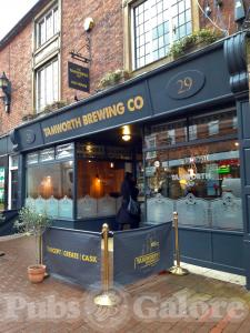 New picture of Tamworth Tap