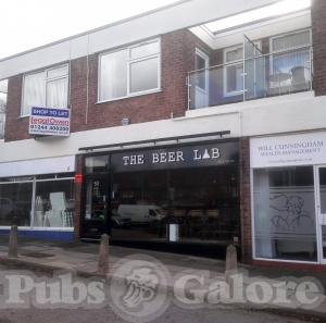 Picture of Beer Lab