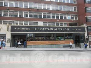 Picture of Captain Alexander (JD Wetherspoon)
