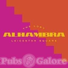 The Lost Alhambra